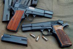 Browning Hi-Power Pistol