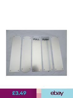 Ironmongery World Door Push u0026 Pull Plates #ebay #Home Furniture u0026 DIY  sc 1 st  Pinterest & Antique Screen Door Pull Handle   push pull door plates   Pinterest