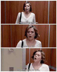 Rachel Bloom as Rebecca Bunch in Crazy Ex-Girlfriend quote
