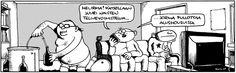 paras Fingerpori strippi ikinä - Jorma pullottaa alushousuissa Puns, I Laughed, Graphic Art, Haha, Feelings, Comics, Pictures, Posters, Health