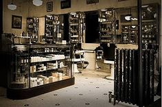 noMAD_5: Retro barber shop: Tommy Guns in NYC