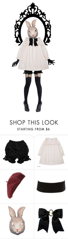 """""""Second Curse"""" by filthyqueen on Polyvore featuring Pamela Mann, Forever 21, Charlotte Russe and Cameo"""