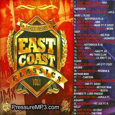 EAST COAST CLASSICS MIX #Download #PressureMP3.com #VideoClassics