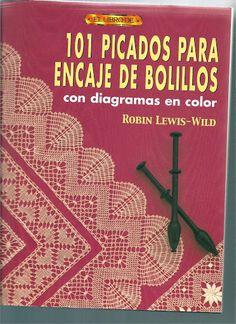 101 Picados para hacer encaje de Bolillos(Robin Lewis- wild) – rosi ramos – Webová alba Picasa