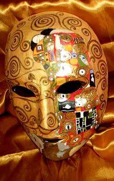 Klimt Mask