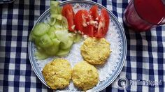 Obiad: kotlety z kalafiora
