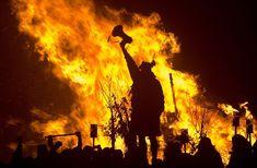 Le Klan du Loup vous souhaite une bonne fête de Beltaine