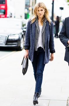 A Winter Style Trick That Maximizes Your Closet for $0 via @WhoWhatWear