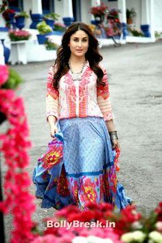 Kareena Kapoor HD Stills - Singham Returns