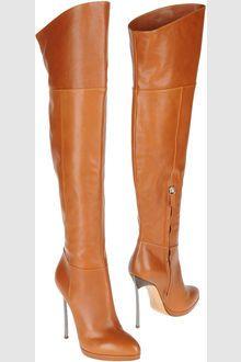 Casadei High Heeled Boots - Lyst aka MAGIC!!! PURE MAGIC BOOTS!!!
