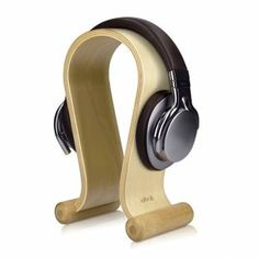 regalos de madera para hombre soporte auriculares