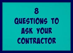 Bathroom Remodel Questions To Ask A Contractor pics of residential construction contracts | residential