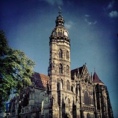 St. Elizabeth Cathedral in Košice, Slovakia