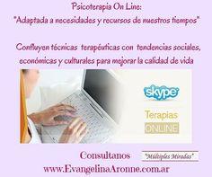 """""""Múltiples Miradas"""" Psicología Integral. Pensada para vos www.EvangelinaAronne.com.ar"""