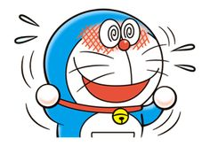 Doraemon's Many Emotions - LINE Stickers