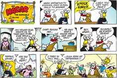 Hagar the Horrible Comic Strip for November 16, 2014 | Comics Kingdom