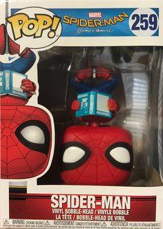 Spider-man: Homecoming - Spider-man (Upside down), Walmart exclusive ★
