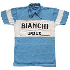 Bianchi/Ursus Wool Replica Team Jersey