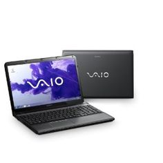 Sony VAIO SVE1511M1EB.CEK 15.5-inch Laptop (Black) - (Intel Core i5 2.5GHz Processor, 4GB RAM, 640GB HDD, Windows 7 Edition Home Premium) by Sony at the Computer Mods UK