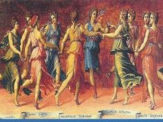Η ΛΙΣΤΑ ΜΟΥ: Οι 9 Μούσες οι Τέχνες