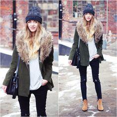 MORE: http://suzii-in-a-dream-world.blogspot.com/2015/01/woolen-coat-beanie-cap.html