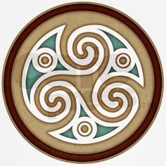 oreil celtic design