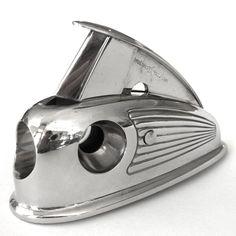 Rare Petite Streamline 1930's Art Deco Cigar Cutter