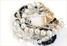 Chic Stashbuster Bead Bracelet
