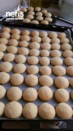 Hindistan Cevizli Sütlü Kurabiye - Nefis Yemek Tarifleri Nutella, Hamburger, Cereal, Cookies, Breakfast, Desserts, Food, Crack Crackers, Morning Coffee