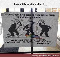 Using it wrong Uh Huh, Jesus Funny, Scriptures, Lgbt, Christians, Gay Pride, Social Issues, Feels, Feminism