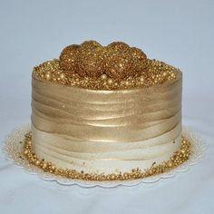 Douradinho de Hoje em Chantininho ❤ #Chantininhocremoso #chantininho #bolodourado #Instacake #cakestagram #cakepote #bolocomamor
