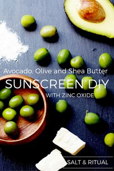 I've been wanting to make my own homemade sunscreen for years. Fast forward to this year when the brand Better Shea Butter out of Austin, TX was kind enough to send me not only their non-nano uncoated zinc oxide powder… Homemade Beauty Recipes, Homemade Beauty Products, Homemade Sunscreen, Homemade Facials, Diy Beauty Care, Beauty Tips, Coconut Oil For Skin, Me Time, Shea Butter