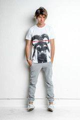 Hurricane Horned Man T-Shirt | Thirty Seconds To Mars Store