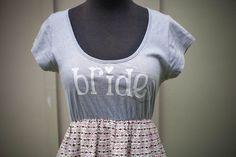 SALE+Grey+and+Pink+Bride+Dress+Small/Medium+by+thearmorofGod,+$35.00