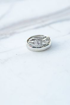 Engagement Ring And Wedding Bands Intimate Surprise At Canvas Restaurant Market In Orlando