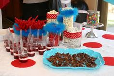 Always Homemade: Dr Suess Baby Shower Ideas