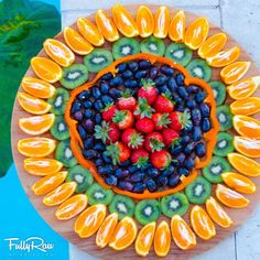 Fruit Platter Design