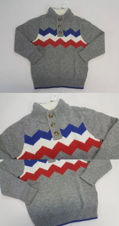 Sweaters 147338  Baby Gap Nwt Toddler Boys Size 2T 3T 4T Or 5T Sherpa Neck 0f9b9cfef