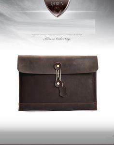 Echtleder Schutztasche für Apple Tablet/Mac book/Laptop