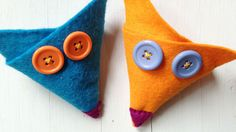 Autumn crafts: How to make finger foxes