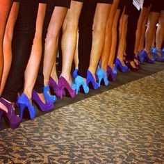 a line of steve madden shoes !
