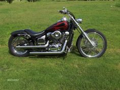 Anybody know what seat this is? - Honda Shadow Forums : Shadow Motorcycle Forum