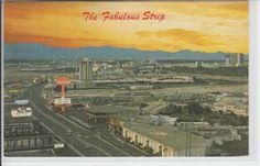 Las Vegas Nevada NV  The Fabulous Strip Flamingo Hotel