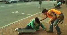 He Saw A Kid Fall And Rushed To Help Him. He Never Thought He Would Start This!