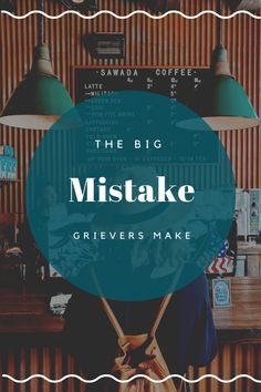 There's a big mistake that people make in the aftermath of a significant loss. It's so common that you may not even realize that you're doing it (or that you've done it in your past OR that you're planning to do it in your future). Grief Counseling, High Five, Mistakes, How To Plan, How To Make, Clarity, Effort, Future, Big