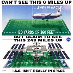 Instances of NASA Hoaxes, Fakery and Deception