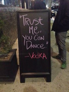 This sign outside a pub. | 41 Little Things That Made Us Smile In 2013