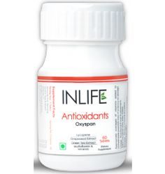 Inlife Antioxidants (60 Tabs) - Immunity Enhancer - Health Nutrition - Health & Fitness