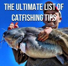 Catfishing tips to help you catch more and bigger catfish the next time out. The ultimate list of catfishing tips from a pro catfish guide. Bass Fishing Tips, Gone Fishing, Best Fishing, Saltwater Fishing, Kayak Fishing, Fishing Tricks, Fishing Knots, Carp Fishing, Fishing Tackle