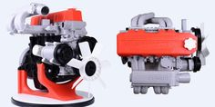 Chinese Company 3D Prints An Entire Engine http://3dprint.com/69577/3d-printed-engine-winbo/